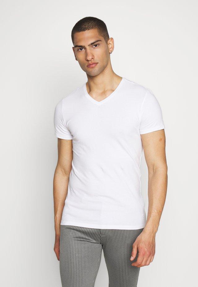 BHNICO TEE - Basic T-shirt - white