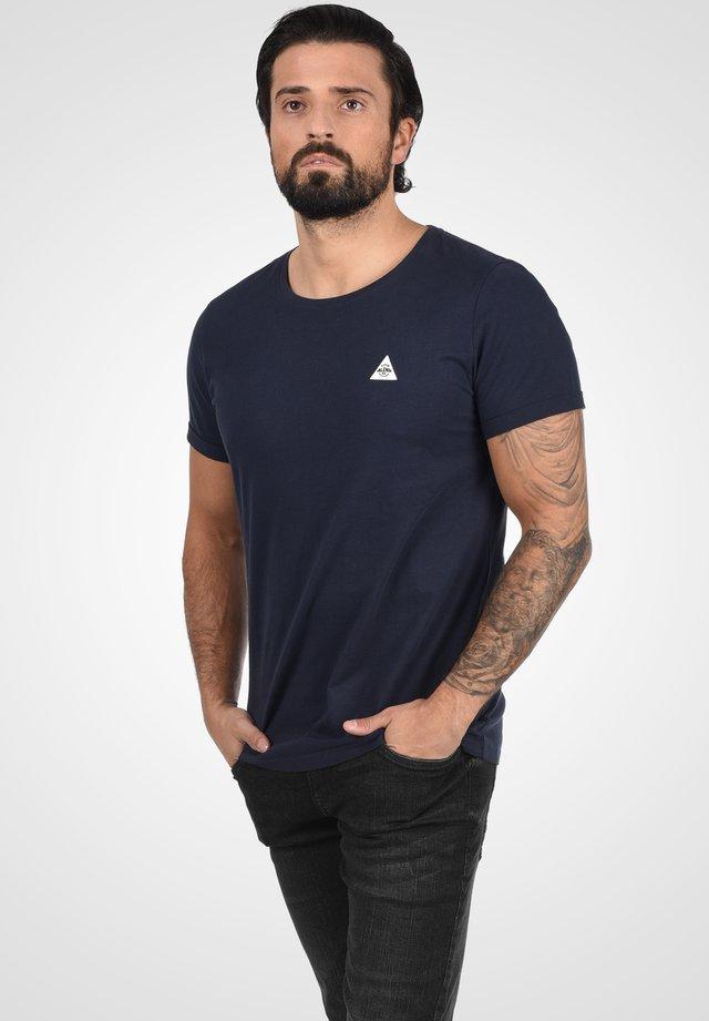 T-SHIRT BILL - Basic T-shirt - dark navy blue