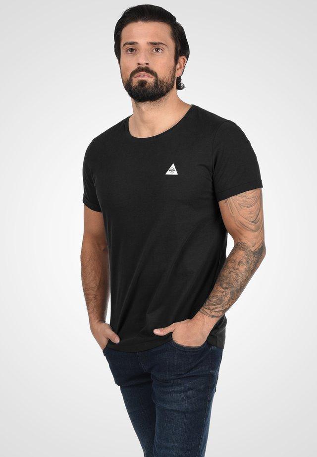 T-SHIRT BILL - Basic T-shirt - black