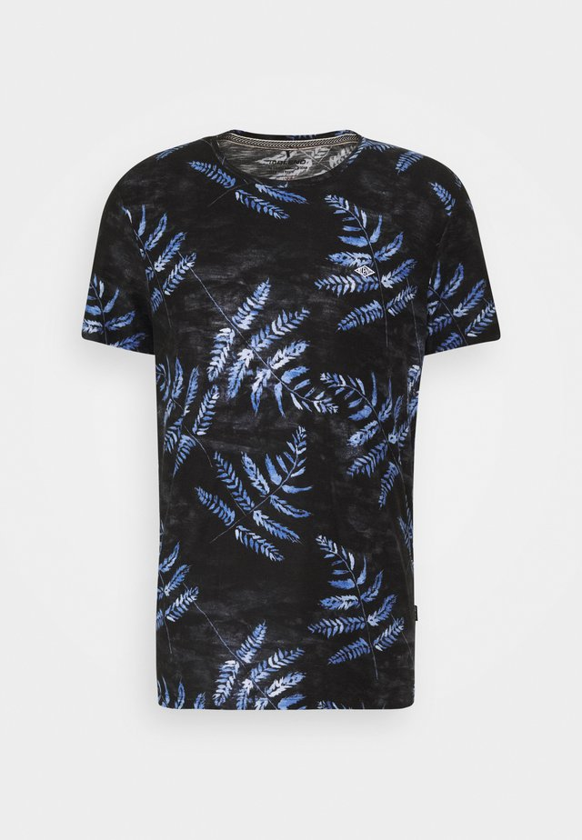 TEE - T-Shirt print - deep depths