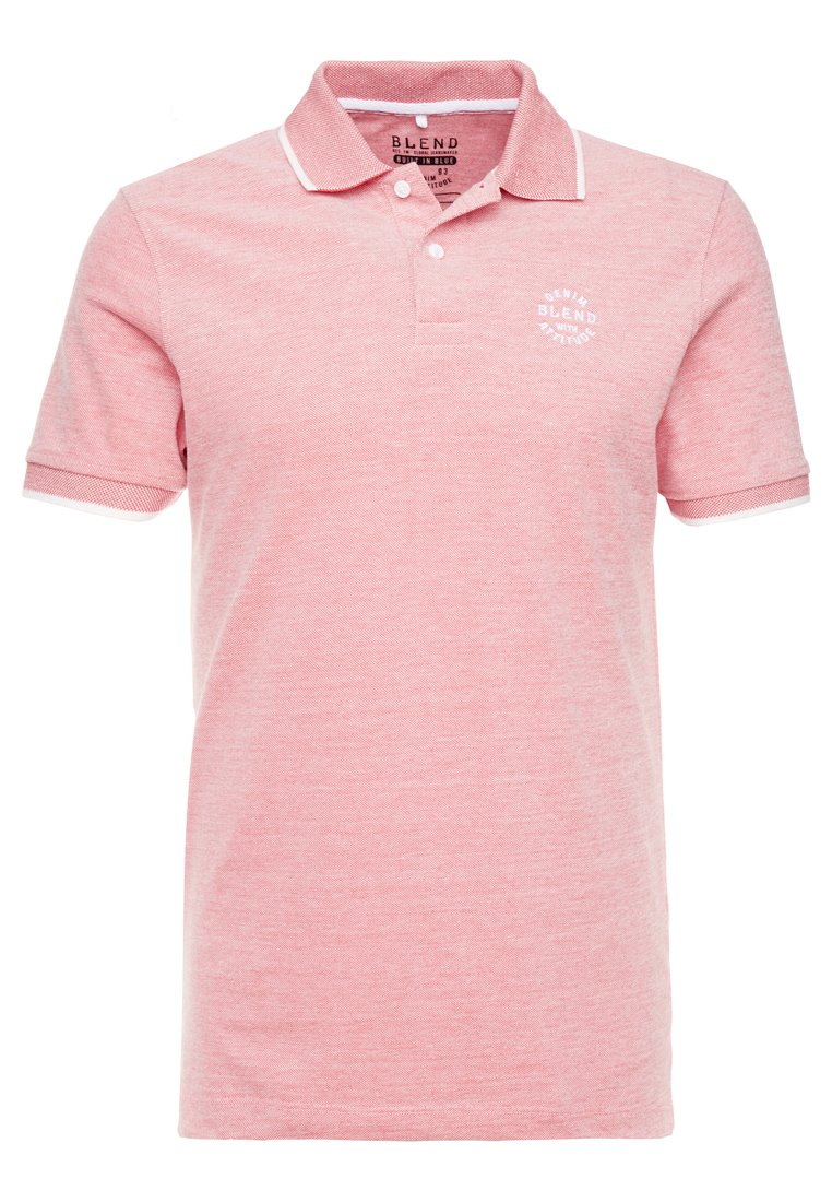 Blend Polo shirt - mineral red