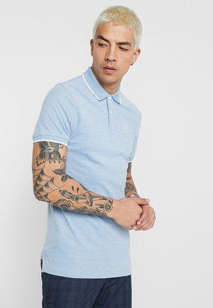Koszulka polo - niagara blue