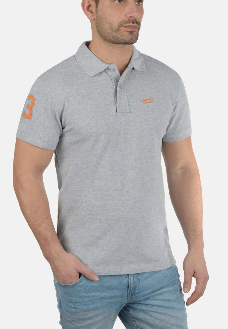Blend - DAVE - Poloshirt - light grey