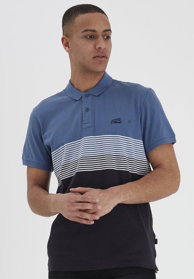 POLOSHIRT REGULAR FIT - Poloshirts - federal blue