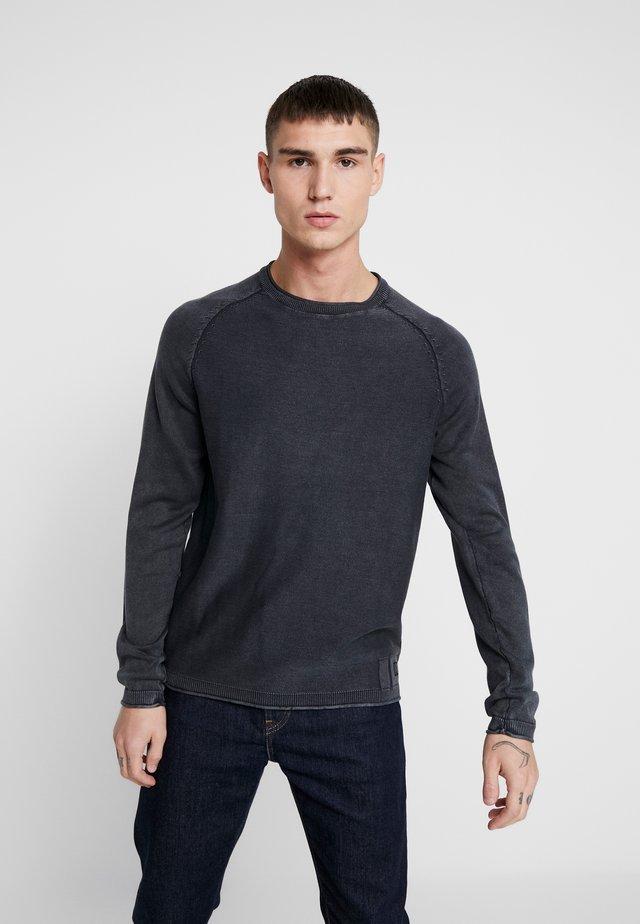 Svetr - dark navy blue