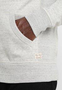 Blend - Zip-up hoodie - stone mix - 5