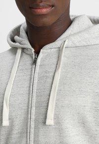 Blend - Zip-up hoodie - stone mix - 3