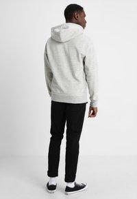 Blend - Zip-up hoodie - stone mix - 2