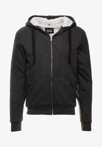 Blend - Light jacket - charcoal - 4