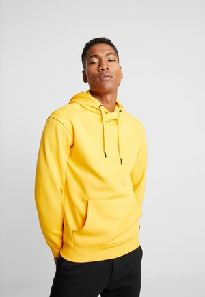 Luvtröja - golden yellow