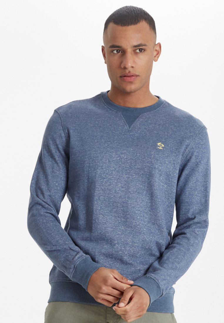 Blend - Sweater - denim blue