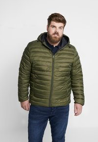 Blend - OUTERWEAR - Lehká bunda - olive night green - 0