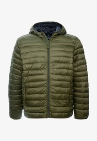 Blend - OUTERWEAR - Lehká bunda - olive night green - 4