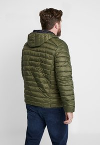 Blend - OUTERWEAR - Lehká bunda - olive night green - 2