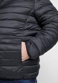 Blend - OUTERWEAR - Lehká bunda - black - 3