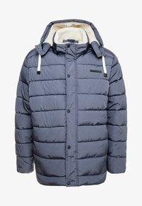 Blend - OUTERWEAR - Lehká bunda - ebony grey - 5