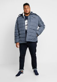 Blend - OUTERWEAR - Lehká bunda - ebony grey - 1