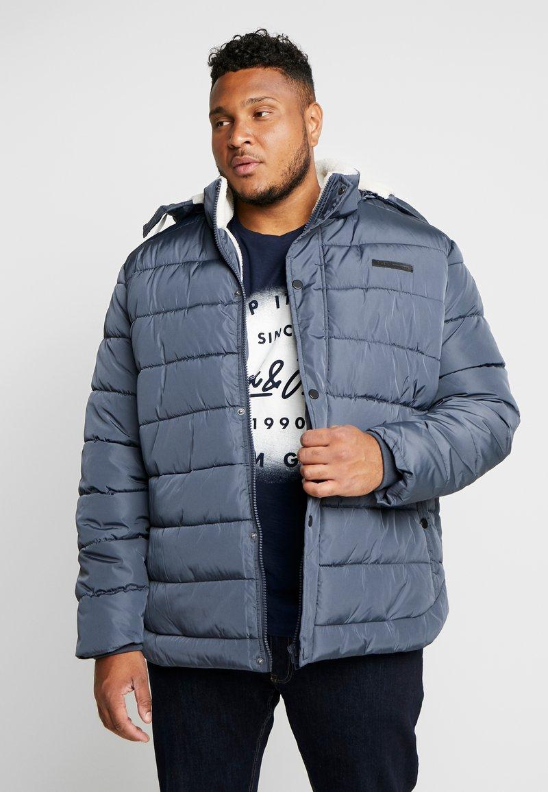 Blend - OUTERWEAR - Lehká bunda - ebony grey