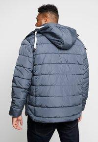 Blend - OUTERWEAR - Lehká bunda - ebony grey - 2