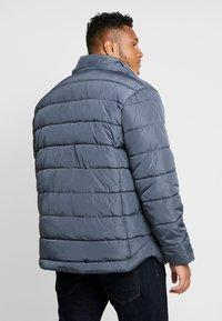 Blend - OUTERWEAR - Lehká bunda - ebony grey - 3