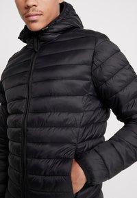 Blend - OUTERWEAR - Lehká bunda - black - 5