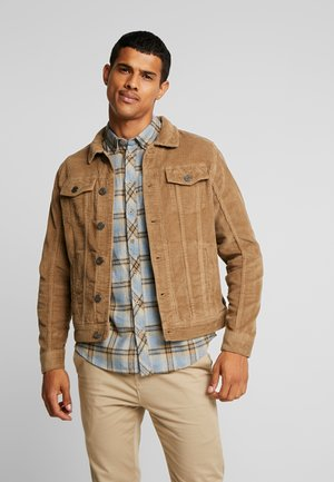 OUTERWEAR - Summer jacket - safari brown