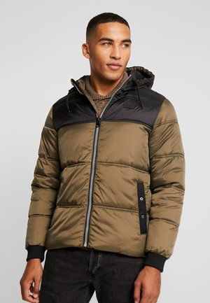 OUTERWEAR - Veste d'hiver - olive night green