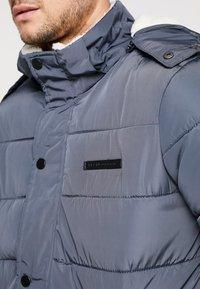 Blend - OUTERWEAR - Vinterjacka - ebony grey - 6