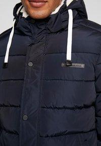 Blend - OUTERWEAR - Winterjacke - dark navy blue - 6