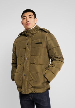 OUTERWEAR - Winterjacke - olive night green