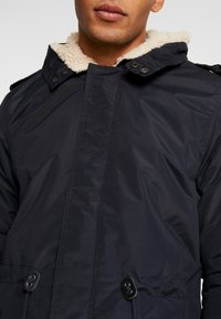 Blend - OUTERWEAR - Parka - dark navy blue - 5