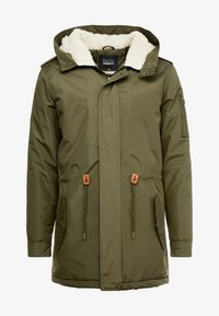 Blend - OUTERWEAR - Parka - olive night green - 3