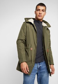 Blend - OUTERWEAR - Parka - olive night green - 0