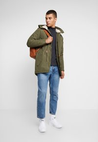 Blend - OUTERWEAR - Parka - olive night green - 1