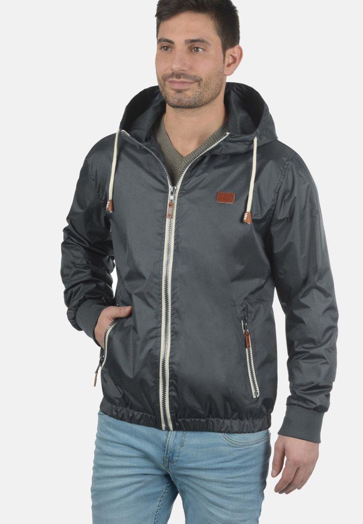 Blend - MATS - Leichte Jacke - metallic grey
