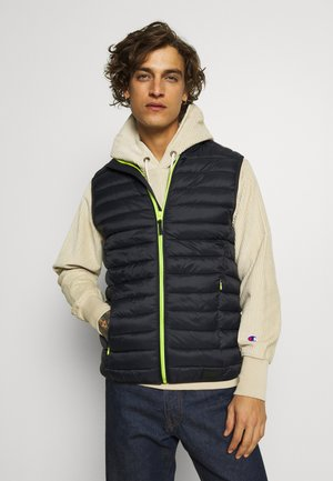 OUTERWEAR - Vest - dark navy blue