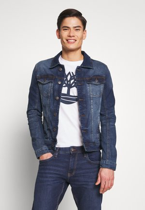 OUTERWEAR - Giacca di jeans - denim middle blue