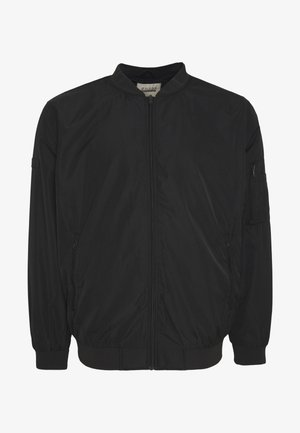 OUTERWEAR - Bomber bunda - black