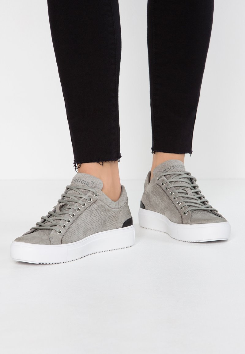 Blackstone - Baskets basses - grey