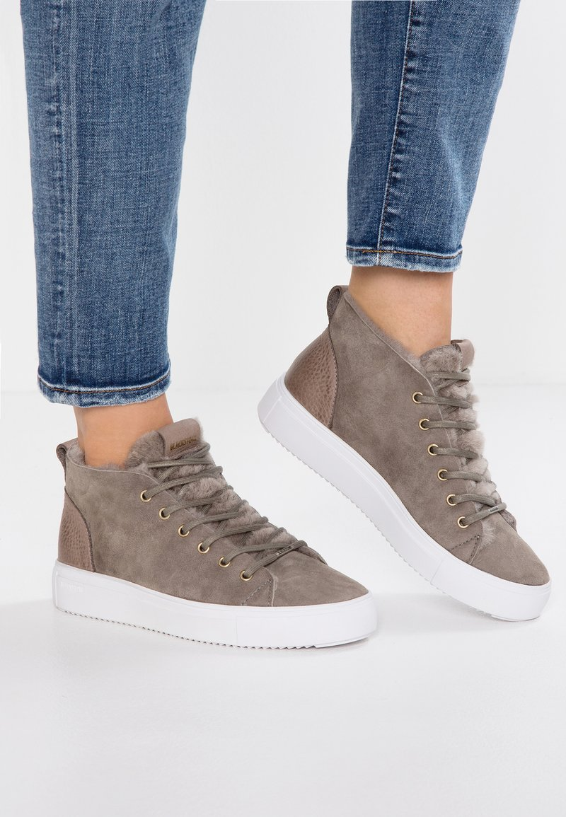 Blackstone - High-top trainers - iceland