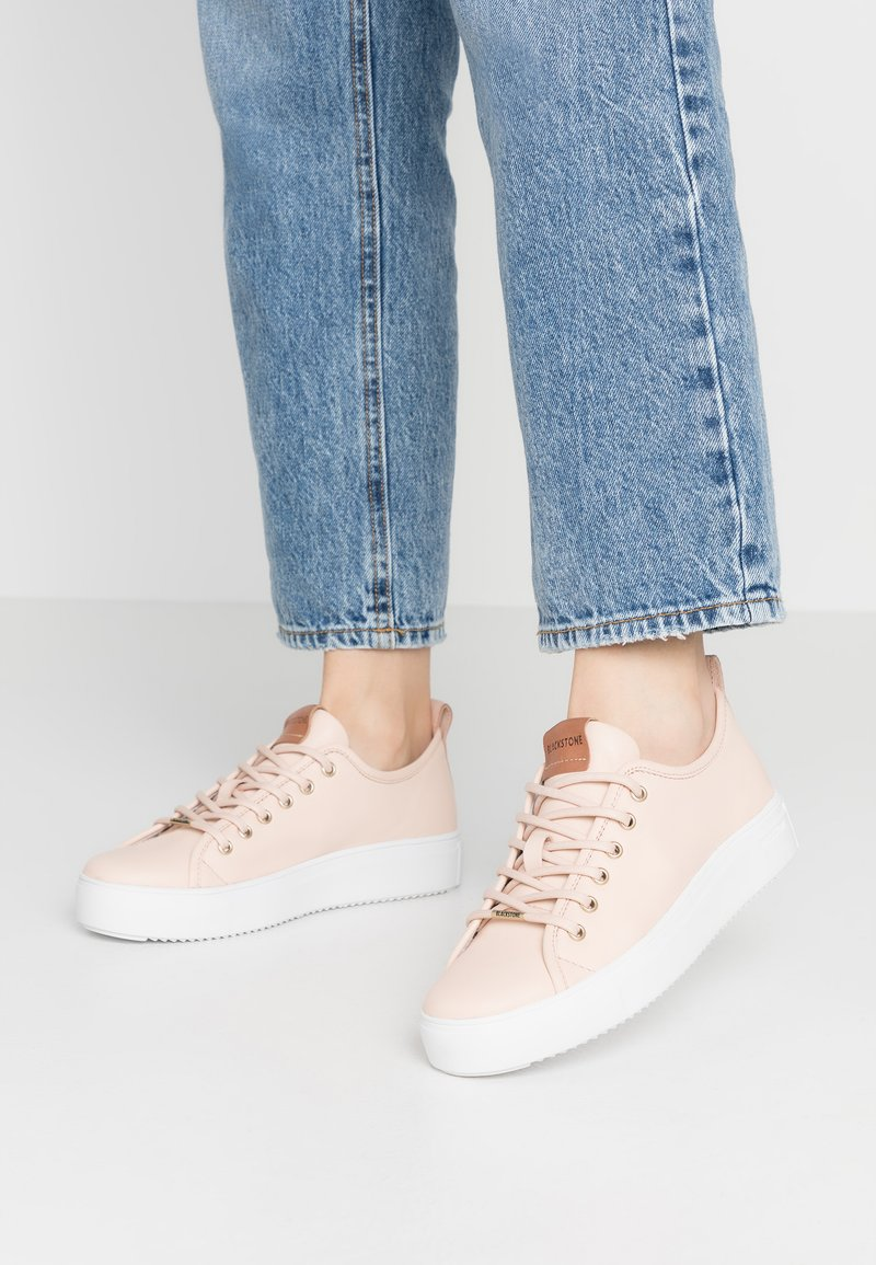 Blackstone - Trainers - pink/champagne