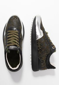Blackstone - Trainers - hunting green - 3