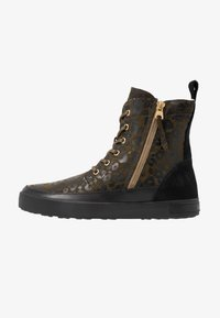 Blackstone - Lace-up ankle boots - winter moss - 1