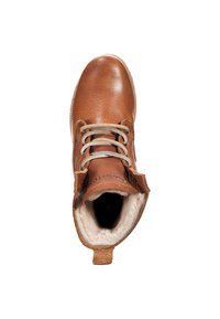 Blackstone - Lace-up ankle boots - brown - 4