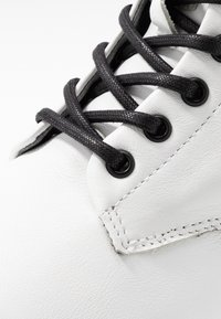 Blackstone - Lace-up ankle boots - white - 2