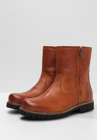 Blackstone - Classic ankle boots - camel - 3