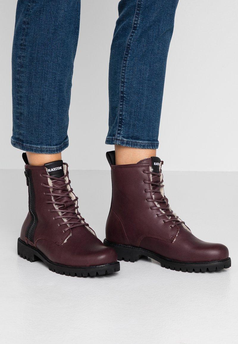Blackstone - Winter boots - fudge