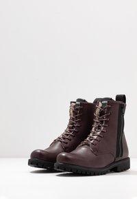 Blackstone - Winter boots - fudge - 4