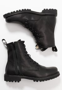 Blackstone - Winter boots - black - 3