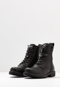 Blackstone - Winter boots - black - 4